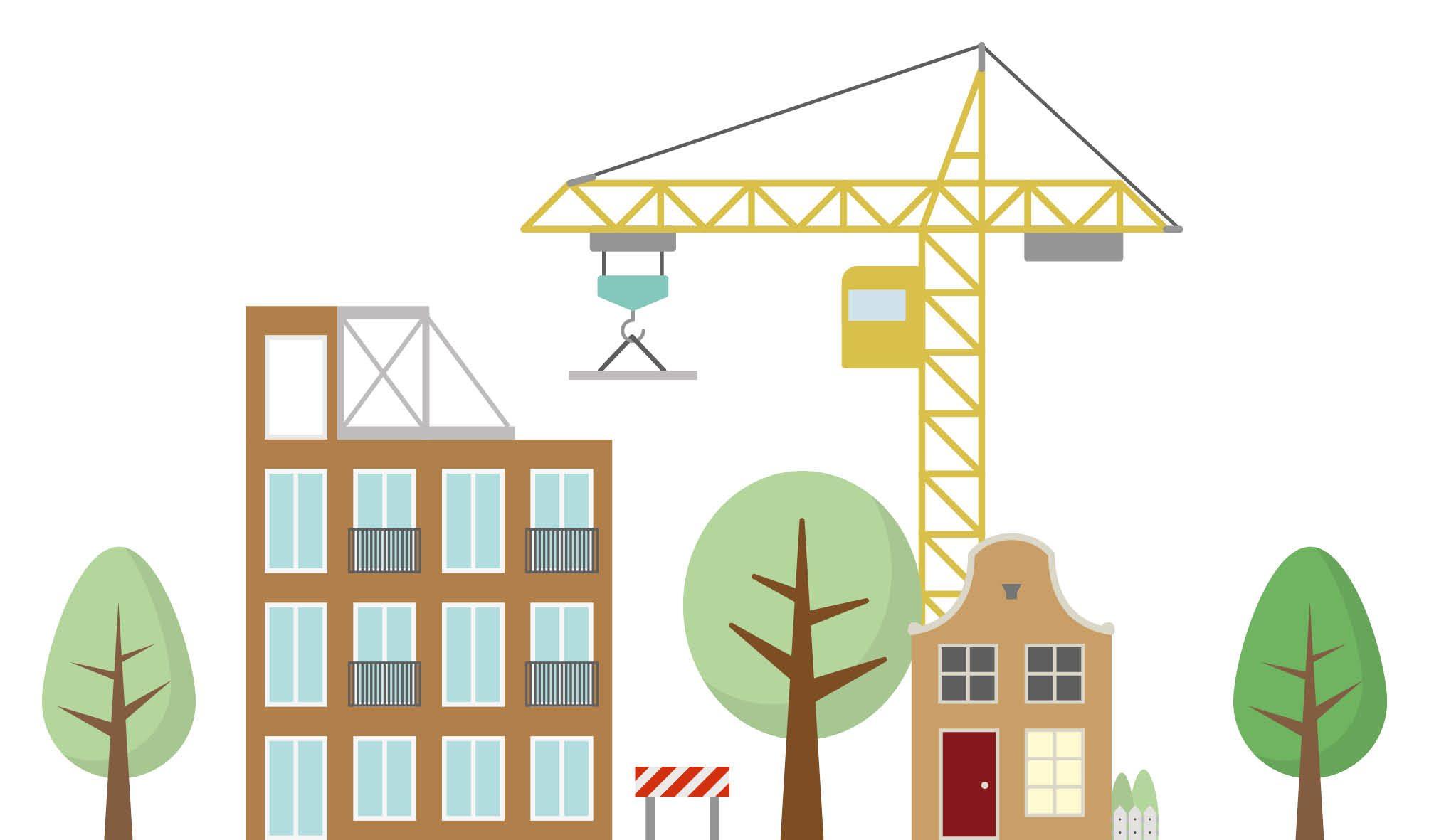 Aanbod sociale huurwoningen vergroten in Haarlem