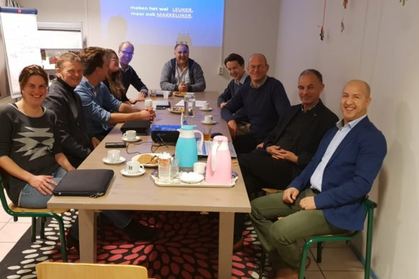 Vergaderen op locatie: Stichting de Brug