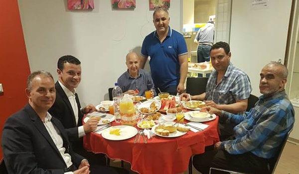 Iftar in Meerwijk